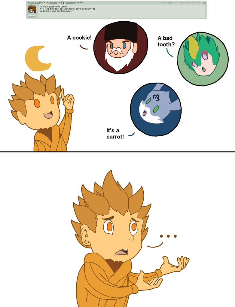 Ask RotG Question: 18 by Ask-RotG on DeviantArt
