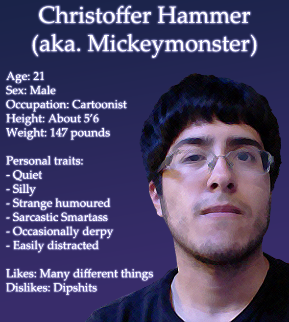 Mickeymonster's Profile Picture