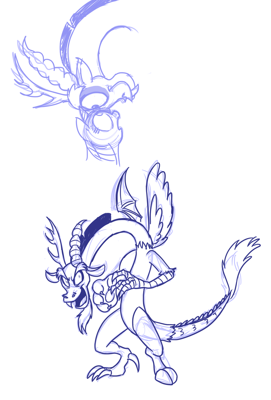 My Little Pony Coloring Pages Discord. Discord MLP first tries by Mickeymonster  on DeviantArt