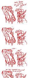 Cupcakes: Alternate Ending by Mickeymonster