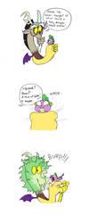 Squeezin' It BURP by Mickeymonster