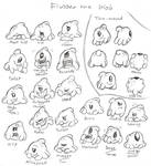 Flubber The Blob Studies