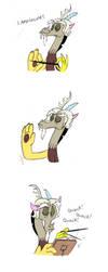 Discord's Sympony by Mickeymonster