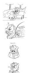 Lyra Motorboating Bonbon by Mickeymonster