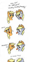 Derpy's Impersonation