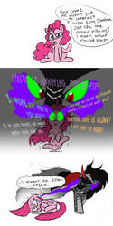 Why So Little Sombra by Mickeymonster