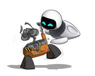 Ticklish Robots
