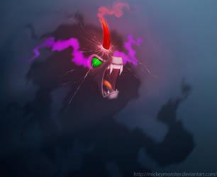 Sombra's Awakening by Mickeymonster