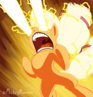 Applejack Power Burst