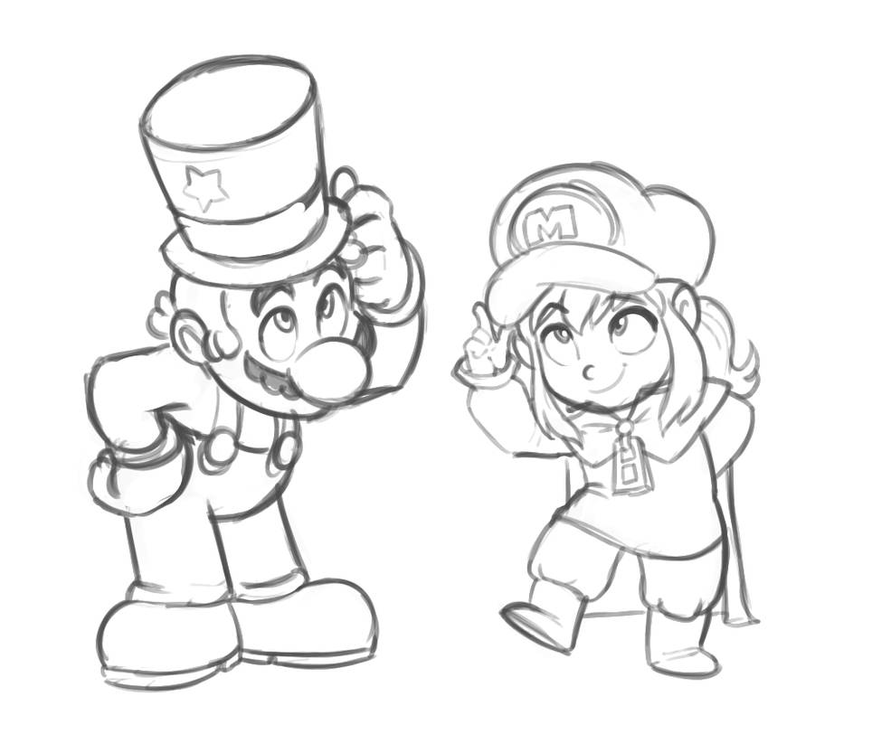 Nice Hat by Mickeymonster
