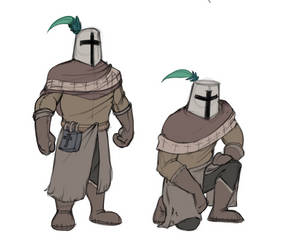 Pure Knight or Mud Knight