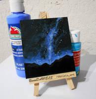 Mini Night Sky by RavenDANIELS