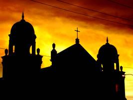 Fire Beyond the Church