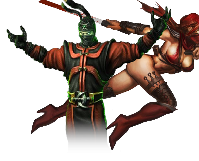 Mortal kombat deception ermac