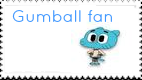 Gumball fan stamp by awesomemordecairigby