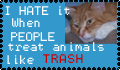 They're NOT TRASH stamp by Raph1966