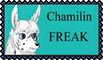 Chamilin Freak Redo Stamp by Raph1966