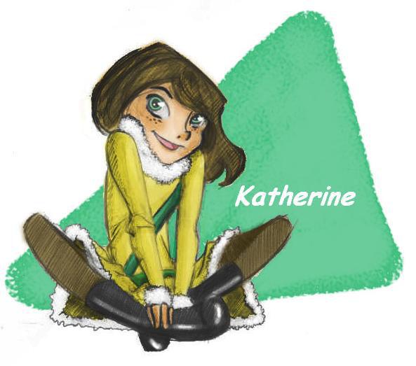 Katherine by Bahamut-sama