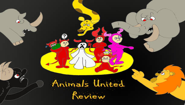 Animals United Review Title Card