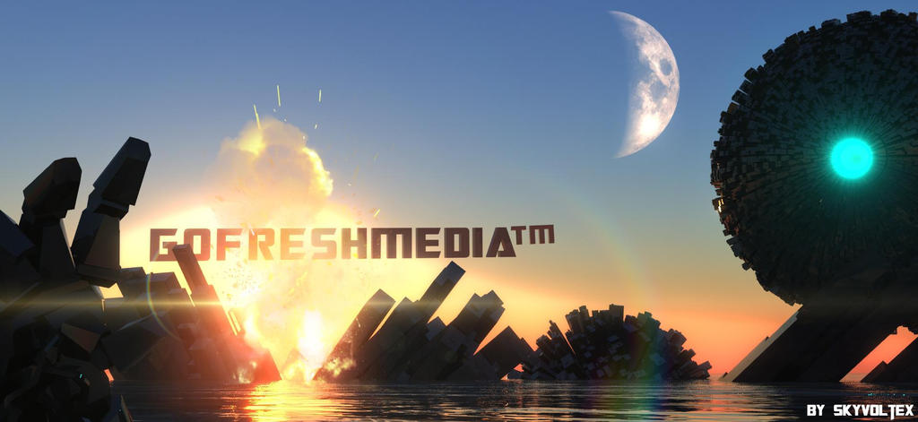 MY CG WORLD by skyvoltex