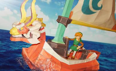 I am sailing, I am sailing...