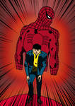 Amazing Spider-man #50 (in my style)