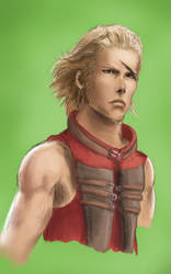 Basch from Final Fantasy XII