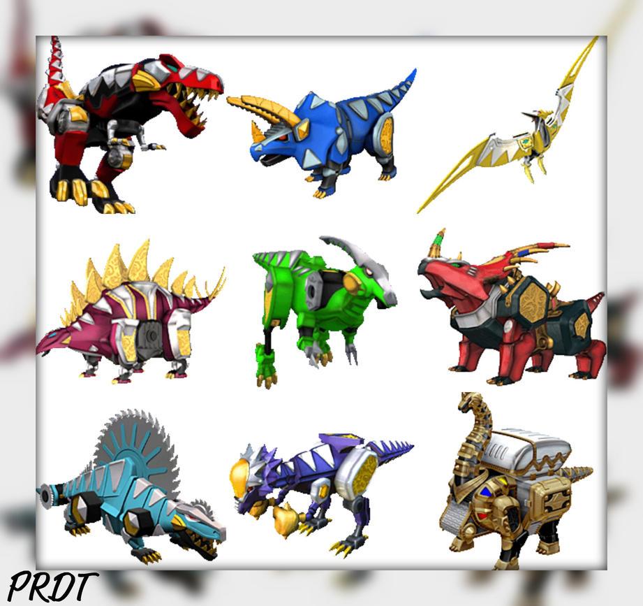 Power Rangers Dino Thunder  by LeoMessiXabiAlonso on DeviantArt