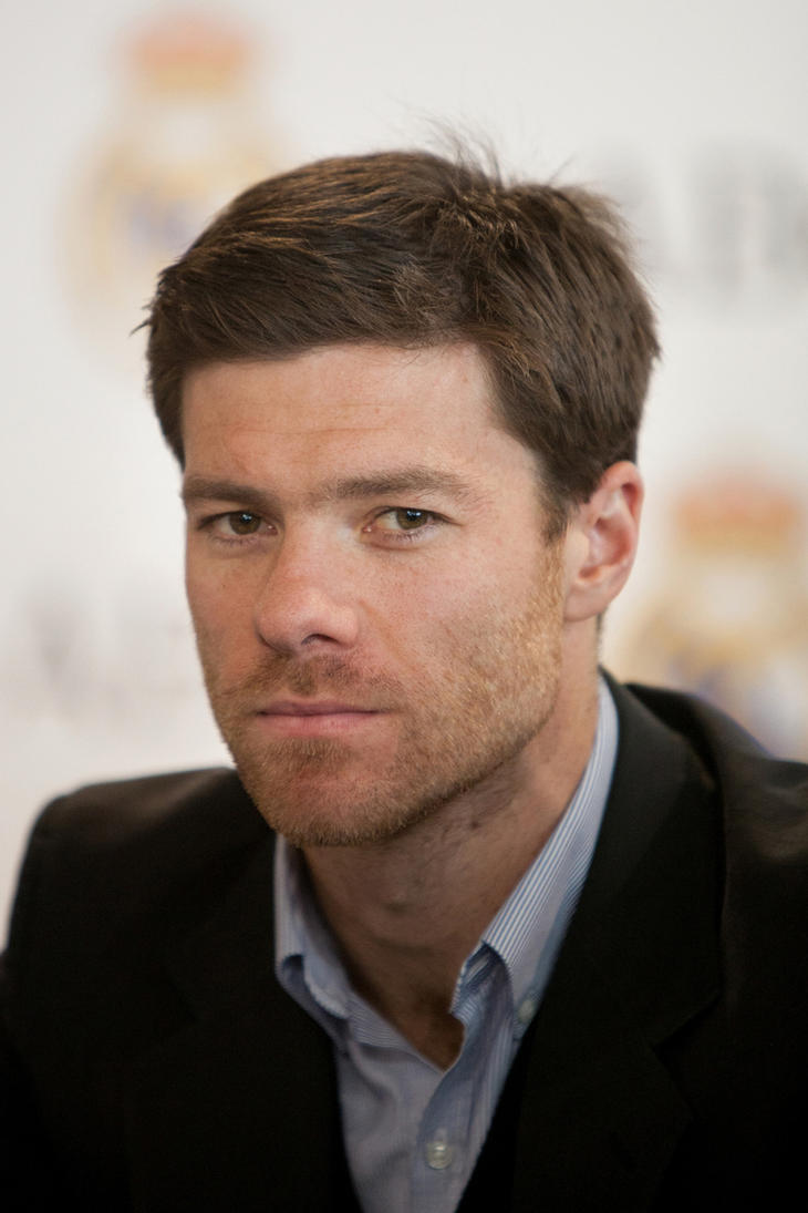 Xabi Alonso Hair Hairstyles And Haircuts Style Guide