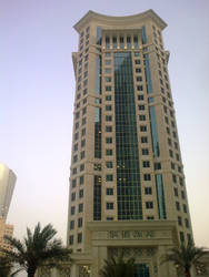 Vertical Doha by Magdyas