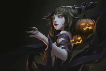 Ms Halloween