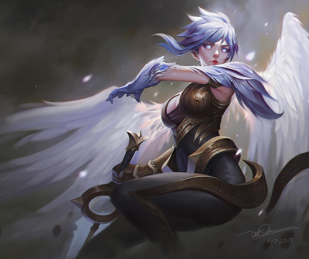Riven by letrongdao on DeviantArt