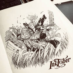 inktober 2018 day20 by letrongdao