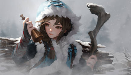 SNOW by letrongdao