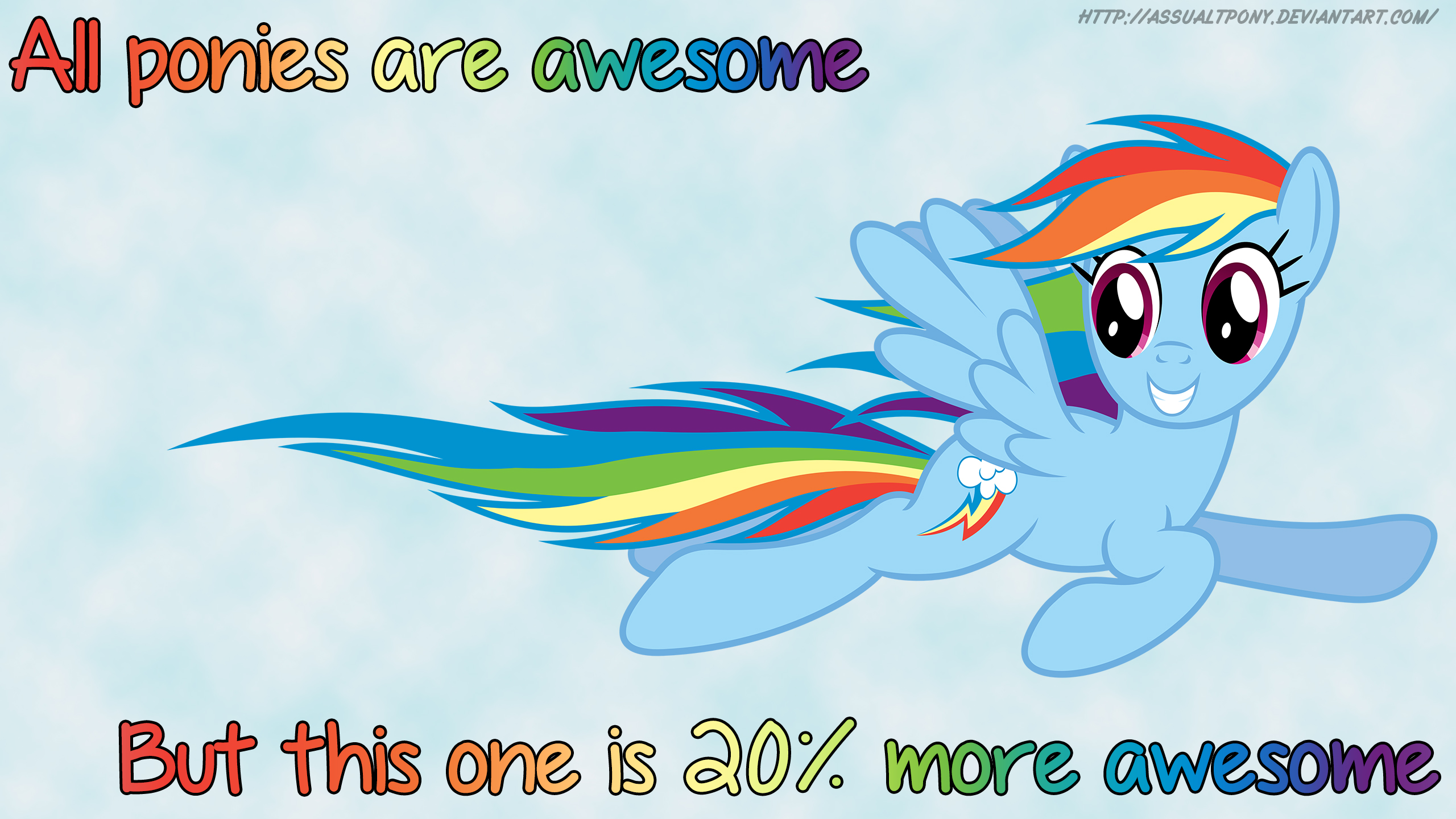 my little pony rainbow dash flying gif
