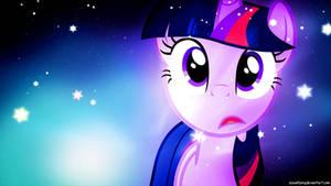 Shocked Twilight Sparkle Wallpaper