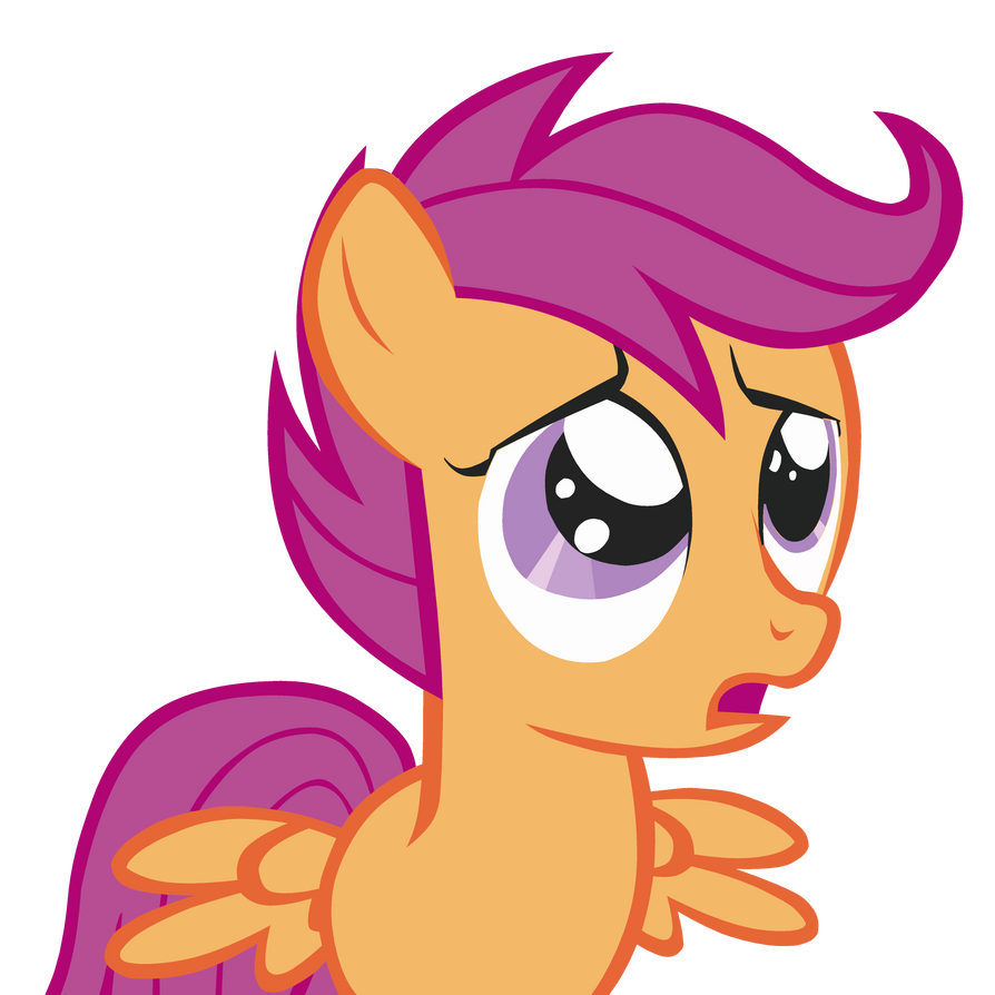Scootaloo Vector by Fl...