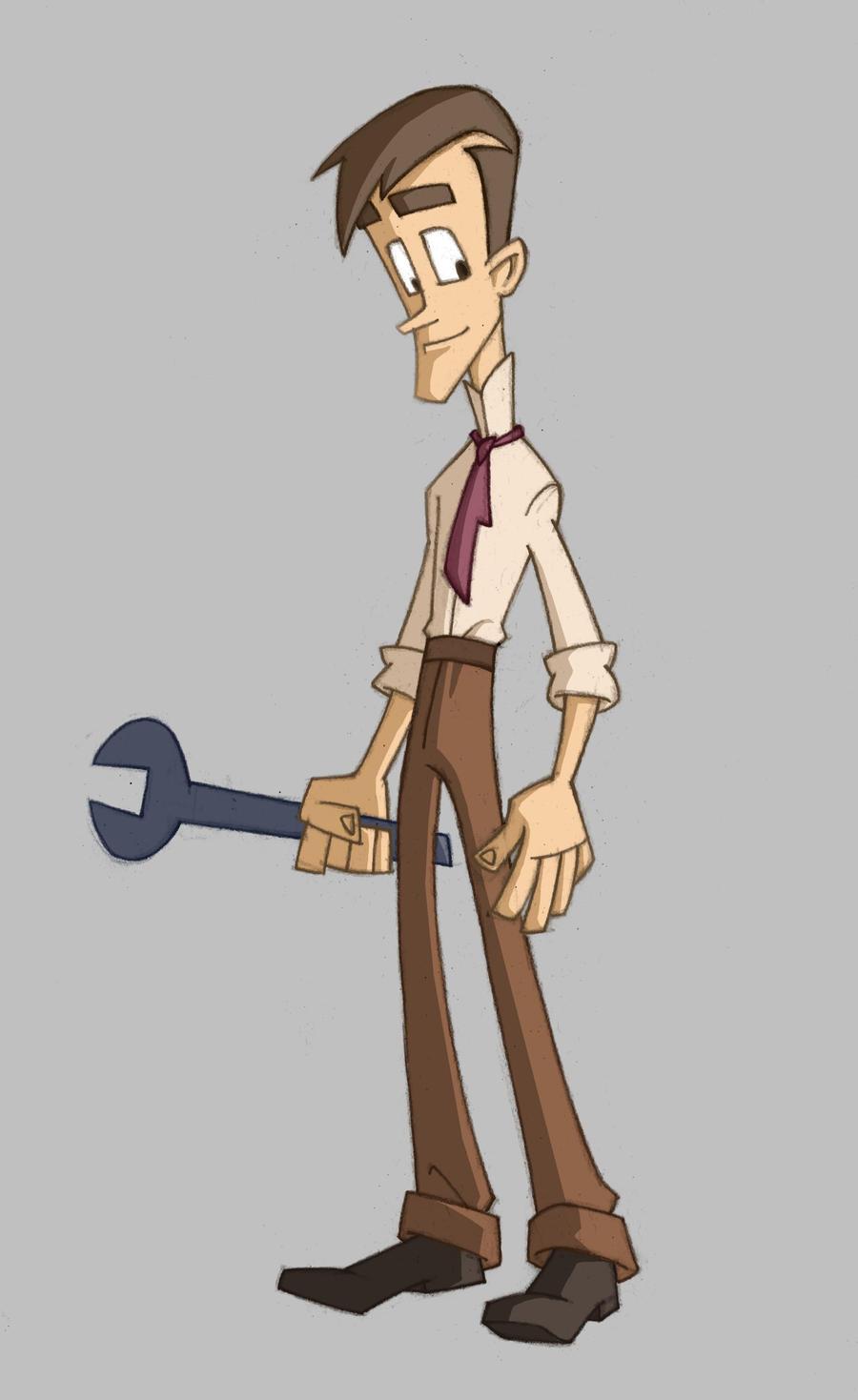 Character Design Demo Reel : Demo reel character by writenrun on deviantart