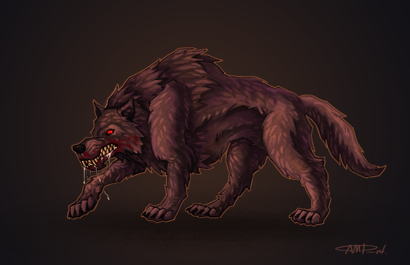 Concept Bad bad wolf concept by writenrun on deviantart