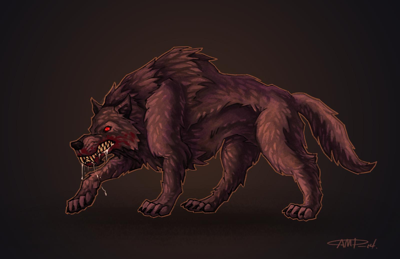 wolf bad