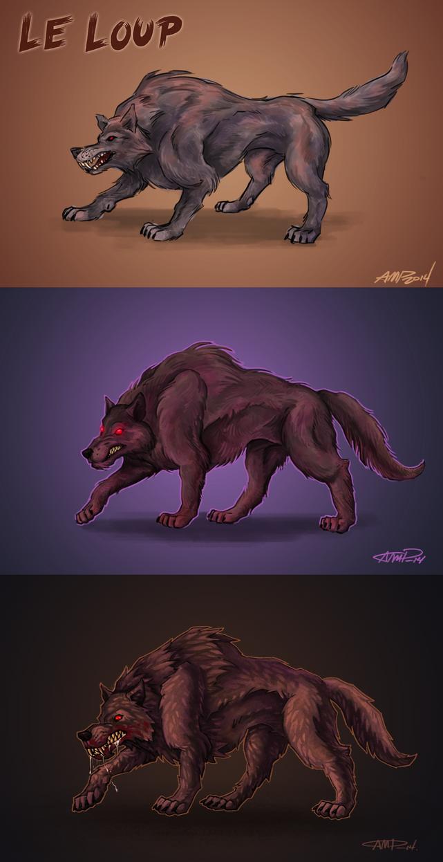 Big Bad Wolf 3 in 1 by WriteNRun
