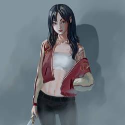 Mulan by Windami