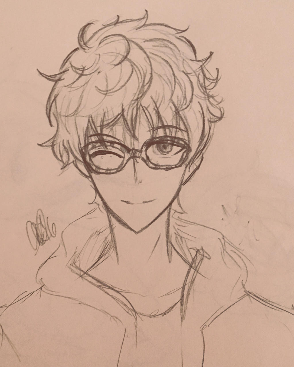 707 Mystic Messenger  by Ailizerbee08