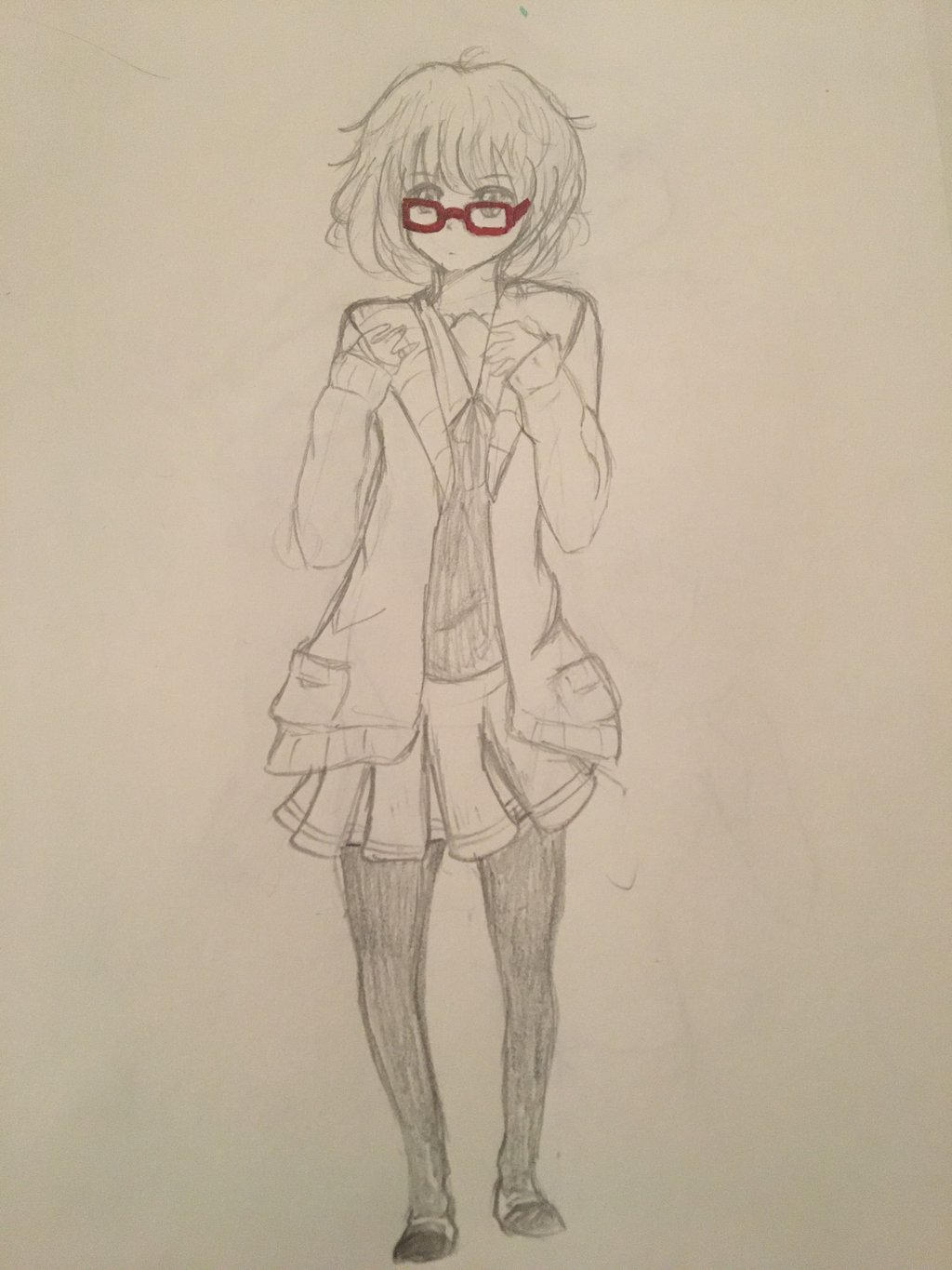 Beyond the Boundary (Mirai)  by Ailizerbee08