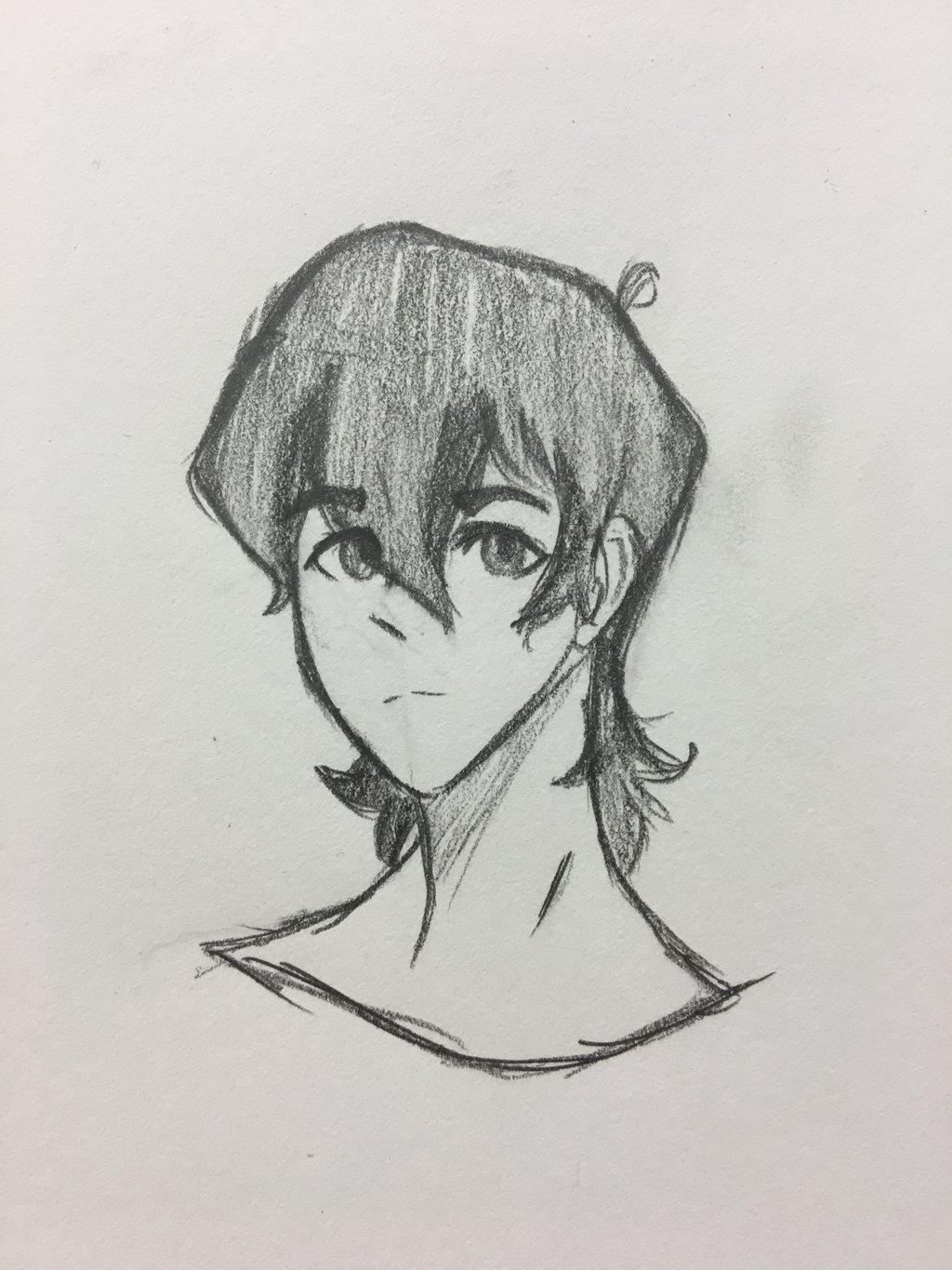 Keith sketch  by Ailizerbee08