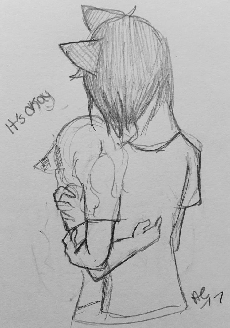 It's okay  by Ailizerbee08