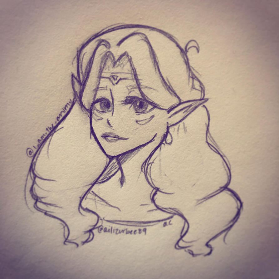 Allura  by Ailizerbee08