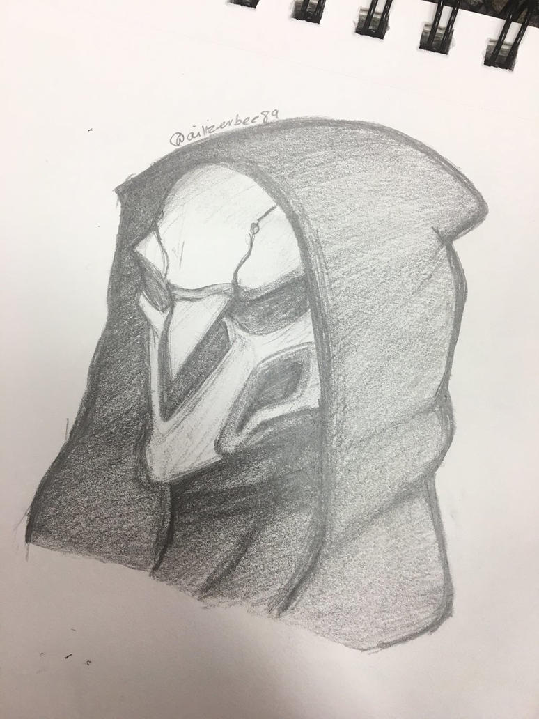 Reaper  by Ailizerbee08