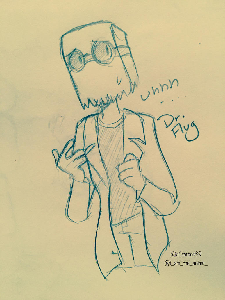 Dr.Flug  by Ailizerbee08