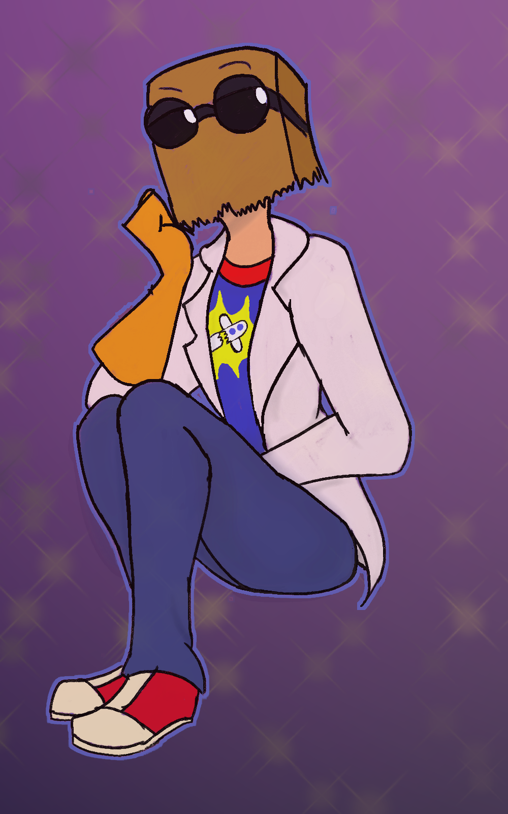 Dr Flug by Ailizerbee08